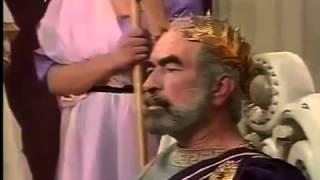حوار  ملك روما و زنوبيا  (  رغدة  - عبدالرحمن  آل رشي )