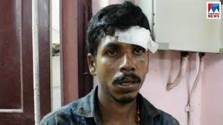 കാണിക്ക വഞ്ചി മോഷ്ടിച്ച് ഓടിയ കള്ളന് ബ്രസീൽ ഫാൻസിന്റെ റെഡ് കാർഡ്    Thief arrested