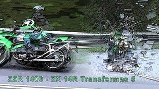 NEU ZZR 1400 ZX 14R Model Transformas 5
