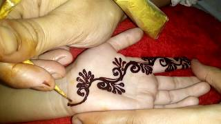 Simple Mehndi designs for hands||full hands Mehndi design||Arabic Mehndi designs||henna designs||