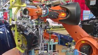 CAR FACTORIES : MERCEDES BENZ S CLASS PRODUCTION l Sindelfingen Plant (GER)