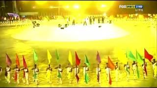 ও পৃথিবী এবার এসে বাংলাদেশ নাও চিনে। World Cup 2011 Opening Ceremony Song