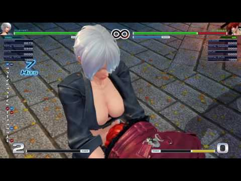 Xxx Mp4 THE KING OF FIGHTERS XIV Angel Corner EX Command Grab 3PG 3gp Sex