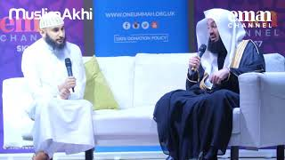 Marriage and Relationships | Mufti Menk | 2 of 3 | UK 2018
