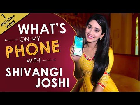 Xxx Mp4 What S On My Phone With Shivangi Joshi Aka Naira Of Yeh Rishta Kya Kehlata Hai 3gp Sex