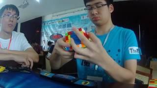 2:14.55s- -7x7 Rubik's cube world record single --- Wong Kin Lok (黃健樂)