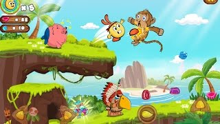 Jungle Adventure Story 2 - Adventure Platformer - Videos Games for Kids - Girls - Baby Android