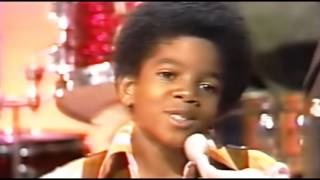 Michael Jackson Interview on American Bandstand (1970)