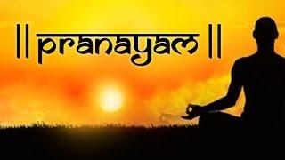Pranayam & Yoga Asanas - The Various Yog Mudra - Let Go Series