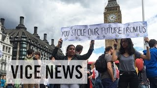 Millennials blame older generations for Brexit, but whose fault is it really?