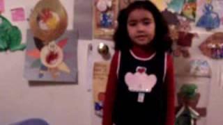 Kimya sings with Keila