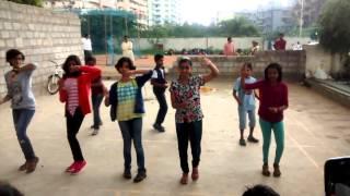 Nandana - Flash mob for ONAM 2015