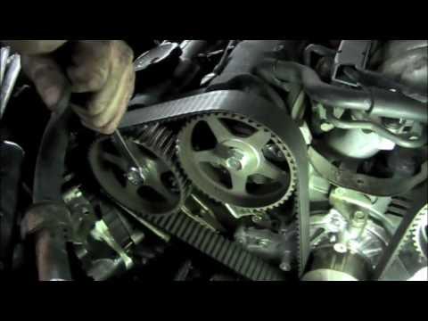 Mitsubishi Timing belt Part 1