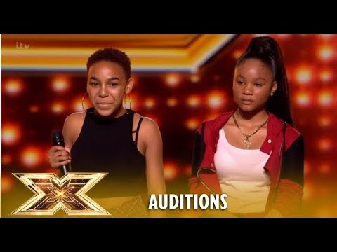 Xxx Mp4 Simon PAIRS UP Two Girls To Make New Duo Watch What Happens The X Factor UK 2018 3gp Sex