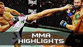 MMA Highlights 2016