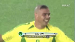 Brazil vs Germany 2-0 Fifa World Cup 2002-Final all goals & highlights hd