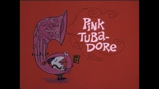 Pink Panther: PINK TUBA-DORE (TV version, laugh track)