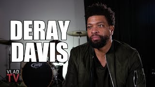 DeRay Davis on Tyrese Twerking: That's Funny as Hell (Part 4)