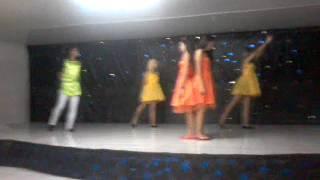 Dança dia da mães! Exemplo de Mulher-Eyshila