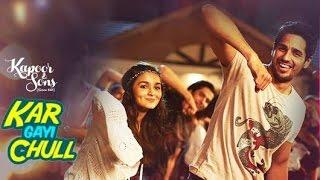 Ladki Beautiful Kar Gayi Chull Song | Kapoor & Sons | Sidharth Malhotra & Alia Bhatt | Badshah