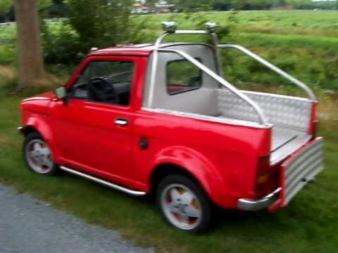 Fiat 126 p Bis Pick up