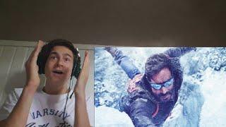 Shivaay Trailer Official   Ajay Devgn   Reaction
