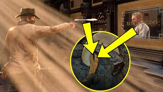 Red Dead Redemption 2: 12 MORE Pointless Details That'll Blow Your Mind