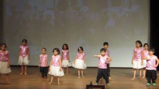 Ayaan Dance Performance at North cap university (Chunnar, Arjit Singh)