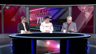 Prime Time with Anis Farooqui on Asma Jahangir @TAG TV​
