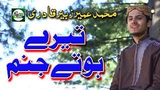 TERE HOTEY JANAM - MUHAMMAD UMAIR ZUBAIR QADRI - OFFICIAL HD VIDEO