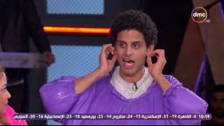 عيش الليلة - أقوى إفيهات النجم حمدي الميرغني مع أشرف عبد الباقي
