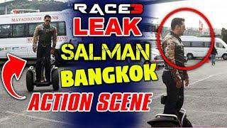 Race 3 Bangkok के Set से Tiger Salman Khan का ये Action Scene हुआ Leak | भाईजान का अनोखा Action