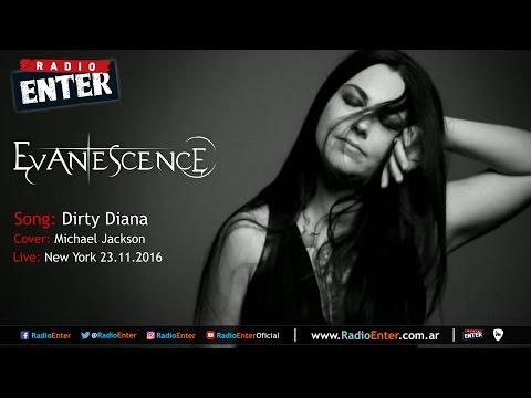 Xxx Mp4 Evanescence Dirty Diana Michael Jackson Cover HD Live New York 23 11 2016 3gp Sex