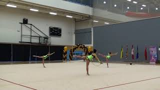 Group Competition Western Regional Championships Part 1