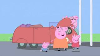 Peppa Pig The New Car
