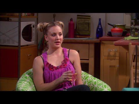 HD The Big Bang Theory Girls play truth or dare