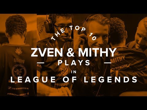 Xxx Mp4 The Top 10 Zven Mithy Plays In Competitive League Of Legends 3gp Sex