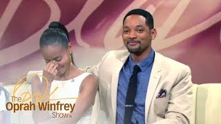 Will And Jada Pinkett Smith's Differing Views On Raising Strong Kids | The Oprah Winfrey Show | OWN