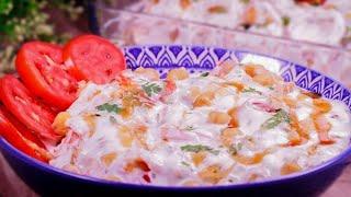 Dahi Bhalla - How to make Dahi Baray - SooperChef