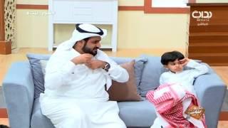 مناقرة محمود فلاح مع الوليد ولد سعد القحطاني  | #شور_بيت4