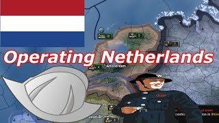 Operating Netherlands - Hoi 4