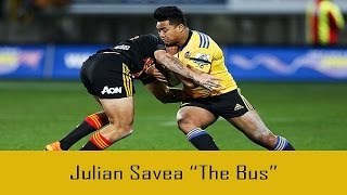 "Julian Savea Tribute  "" THE BUS"""