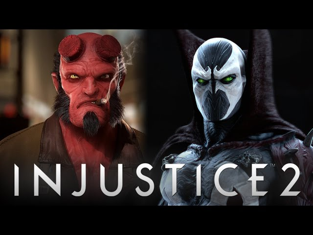 Injustice 2: Top 5 Guest Characters for Injustice 2! (Injustice: Gods Among Us 2)