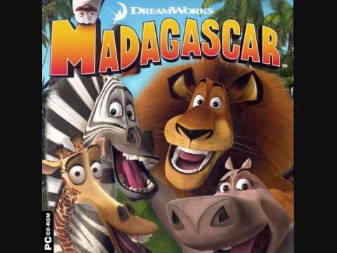Madagascar - I like to move it move it