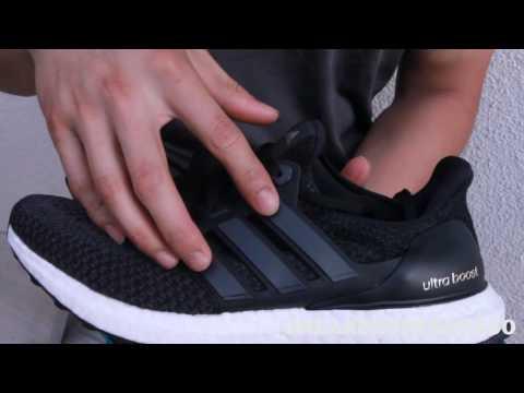 Adidas Boost Core negro daikhlo ultra