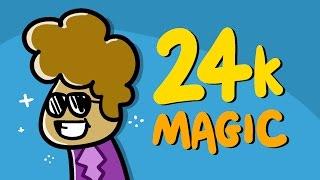 24k Magic Bruno Mars Tradotta In Italiano Con Google Translate