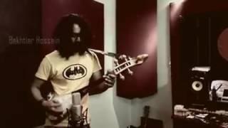 Shundori komola instrument cover by Bakhtiar and B