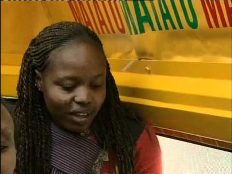 Je, ni kweli kuwa wanawake wa vijijini huwa wake wazuri zaidi kuliko wanawake wake wa mijini?Matatu Kenya,06 06 2011