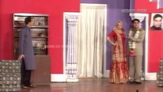 Best of Zafri Khan and Naseem Vicky New Pakistani Stage Drama Full Comedy Clip