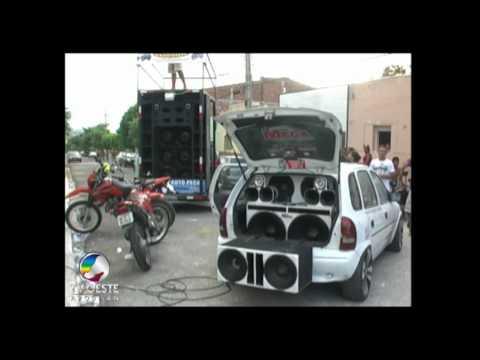 Paredão de Som Carnaval 2010 Apodi RN 16.02 TV OESTE